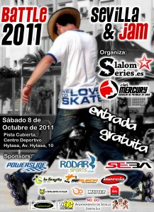 2011 BATTLE SEVILLA