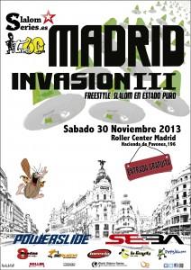 2013 MADRID INVASION